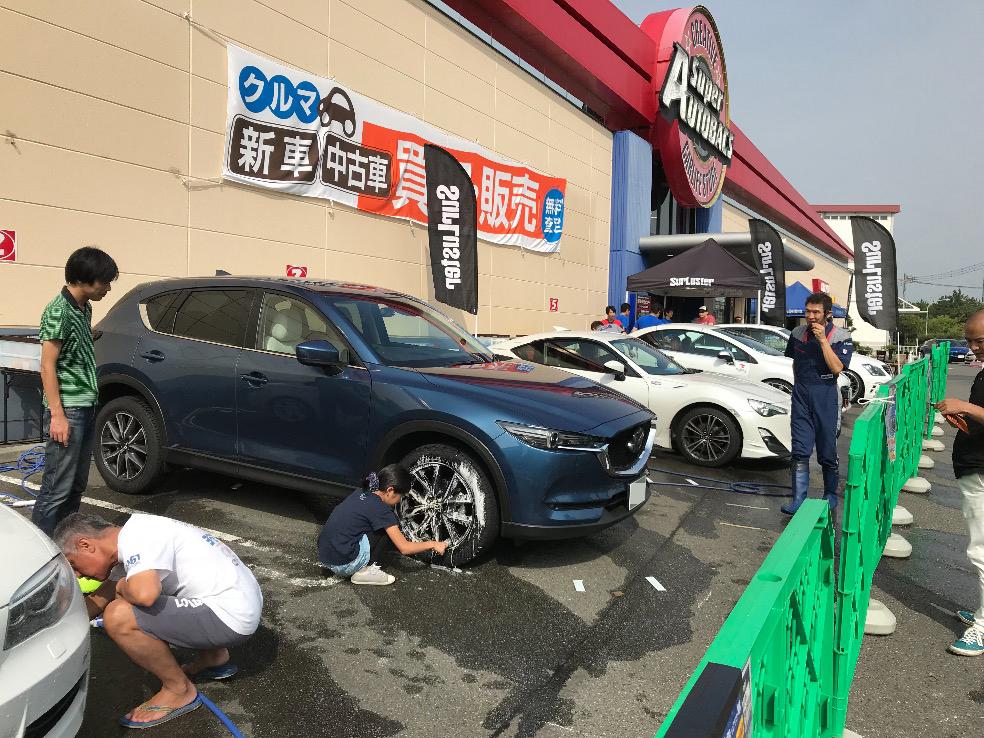 洗車塾風景_01