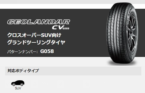 GEOLANDAR CV G058