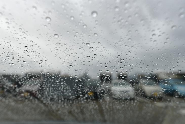 ガラス撥水イメージ
